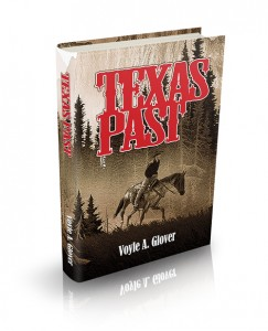 Texas Past a western fiction novel